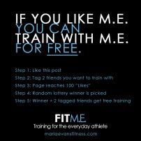 Facebook FREE like ad