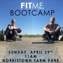 Farm Park Bootcamp Ad