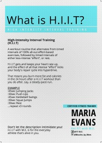 What is HIIT